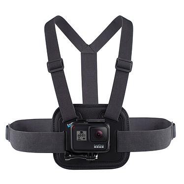 GoPro Chesty (AGCHM-001) Harnais de fixation poitrine pour caméra GoPro HERO5 / HERO6 / HERO 2018 / HERO7