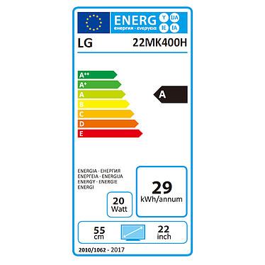 "LG 22"" LED 22MK400H pas cher"