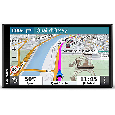 "Garmin Drive 65 LMT-S (Europe) GPS 46 pays d'Europe Ecran 6.95"" Bluetooth"