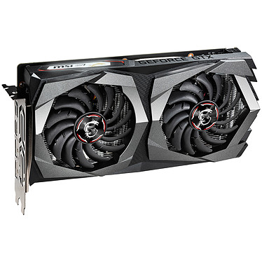 Avis MSI GeForce GTX 1650 GAMING X 4G
