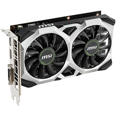 Avis MSI GeForce GTX 1650 VENTUS XS 4G OC