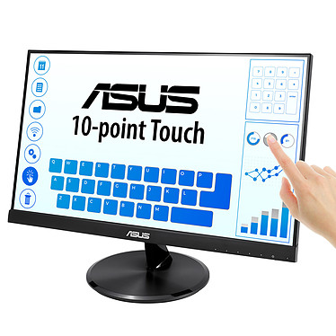 "Avis ASUS 21.5"" LED Tactile - VT229H"