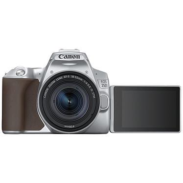 Acheter Canon EOS 250D Argent + 18-55 IS STM Argent
