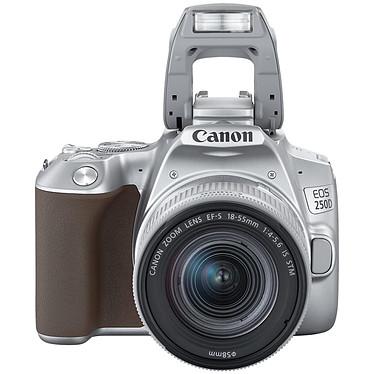 Avis Canon EOS 250D Argent + 18-55 IS STM Argent