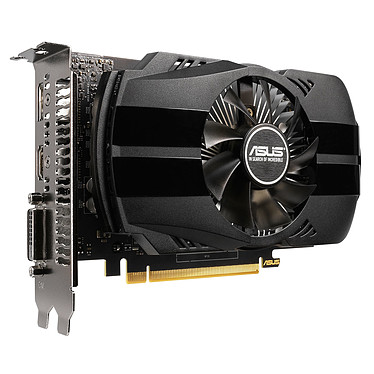Avis ASUS GeForce GTX 1650 Phoenix PH-GTX1650-4G