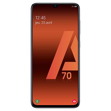 "Samsung Galaxy A70 Blanc Smartphone 4G-LTE Dual SIM - Snapdragon 675 8-Core 2.0 Ghz - RAM 6 Go - Ecran tactile Super AMOLED 6.7"" 1080 x 2400 - 128 Go - NFC/Bluetooth 5.0 - 4500 mAh - Android 9.0"