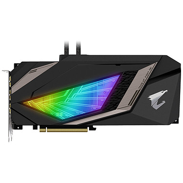 Avis Gigabyte AORUS GeForce RTX 2080 XTREME WATERFORCE 8G