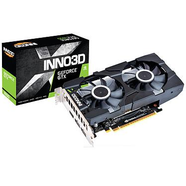 INNO3D GeForce GTX 1650 TWIN X2 OC 4 Go GDDR5 - HDMI/Dual DisplayPort - PCI Express (NVIDIA GeForce GTX 1650)