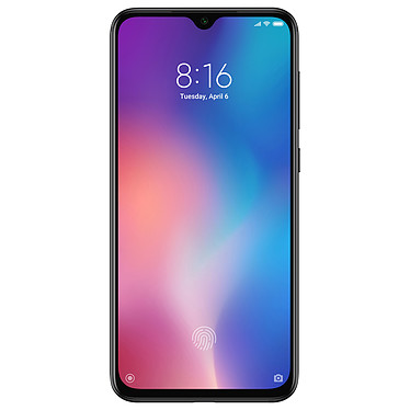 "Xiaomi Mi 9 SE Noir (6 Go / 64 Go) Smartphone 4G-LTE Advanced Dual SIM - Snapdragon 712 Octo-Core 2.3 GHz - RAM 6 Go - Ecran tactile AMOLED 5.97"" 1080 x 2340 - 64 Go - NFC/Bluetooth 5.0 - 3070 mAh - Android 9.0"