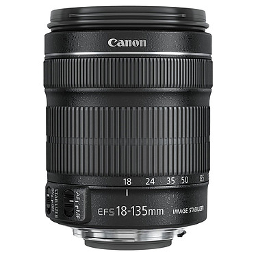 Canon EOS 250D Noir + 18-135 IS STM Noir pas cher