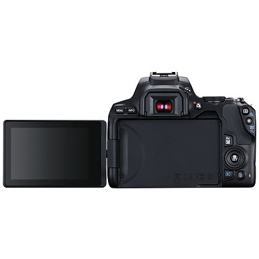Acheter Canon EOS 250D Noir + 18-135 IS STM Noir