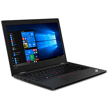 "Lenovo ThinkPad L390 (20NR0013FR) Intel Core i5-8265U 8 Go SSD 256 Go 13.3"" LED Full HD Wi-Fi AC/Bluetooth Webcam Windows 10 Professionnel 64 bits"