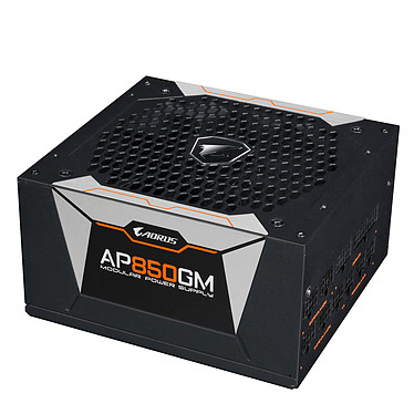 Aorus P850W 80PLUS Gold Alimentation 100% modulaire 850W ATX 12V Ventilateur 135 mm - 80PLUS Gold