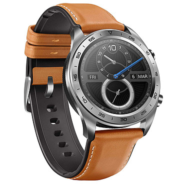 Honor Watch Acier/Marron