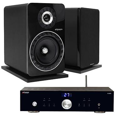 Advance Acoustic X-i50BT + Elipson Prestige Facet 8B Noir