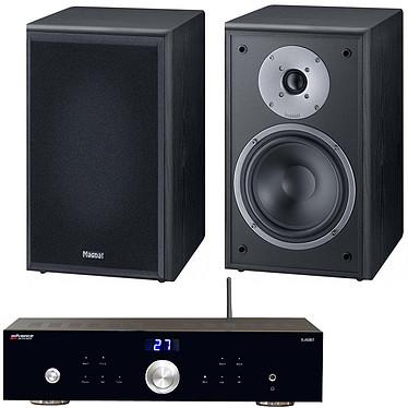 Advance Acoustic X-i50BT + Magnat Monitor Supreme 202 Noir