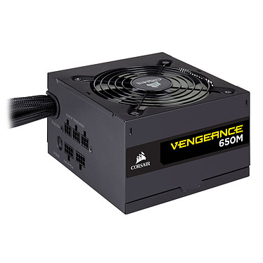 Corsair Vengeance Series 650M 80PLUS Silver