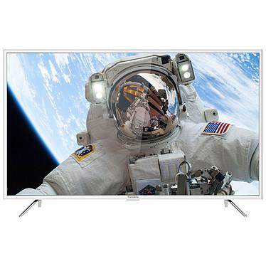 "Thomson 49UD6206 Blanc Téléviseur LED 4K 49"" (124 cm) 16/9 - 3840 x 2160 pixels - Ultra HD - HDR - Wi-Fi - DLNA - 1200 Hz"