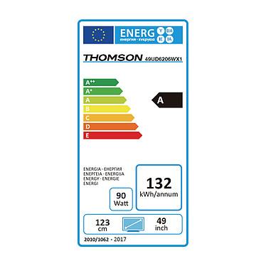 Acheter Thomson 49UD6206 Blanc