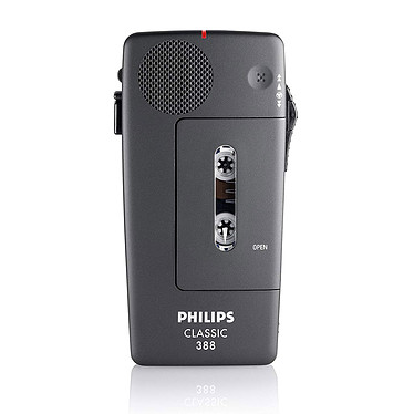 Philips LFH0388 PocketMemo Casete Dictáfono