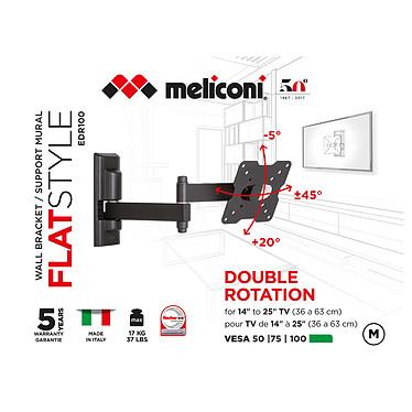 Meliconi EDR-100 FLAT pas cher