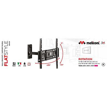 Meliconi ER-400 FLAT a bajo precio