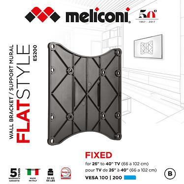 Acheter Meliconi CME ES-200 FLAT