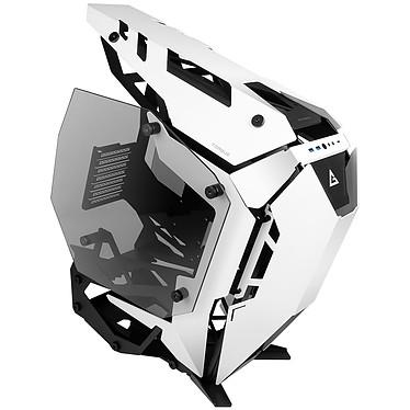 Antec Torque Blanc & Noir Boitier Moyen Tour en aluminium et verre trempé