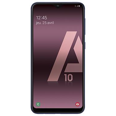 "Samsung Galaxy A10 Bleu Smartphone 4G-LTE Dual SIM - Exynos 7884 8-Core 1.6 GHz - RAM 2 Go - Ecran tactile 6.2"" 720 x 1520 - 32 Go - NFC/Bluetooth 5.0 - 3400 mAh - Android 9.0"