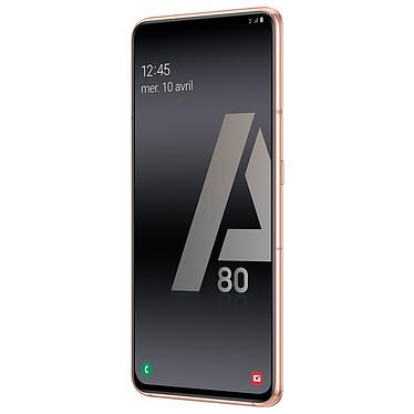 Acheter Samsung Galaxy A80 Or/Rose