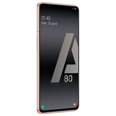 Avis Samsung Galaxy A80 Or/Rose