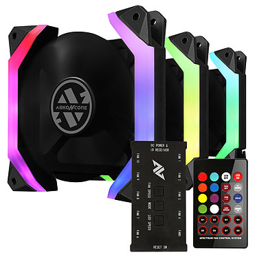 Abkoncore Spider Spectrum 3-in-1 Remote Kit