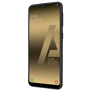 Avis Samsung Galaxy A20e Noir