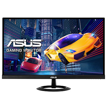 "ASUS 27"" LED - VX279HG 1920 x 1080 pixels - 5 ms (gris à gris) - Format large 16/9 - Dalle IPS - FreeSync - Ultra Low Blue Light - Flicker Free - HDMI - VGA - Noir"