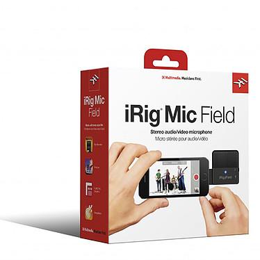 IK Multimedia iRig Mic Field pas cher