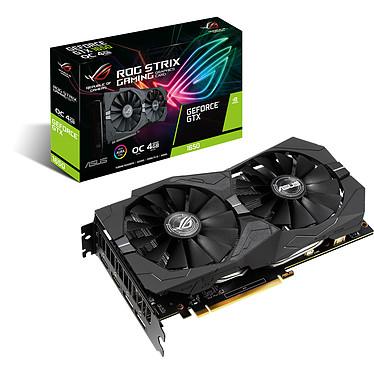 ASUS GeForce GTX 1650 ROG-STRIX-GTX1650-O4G-GAMING