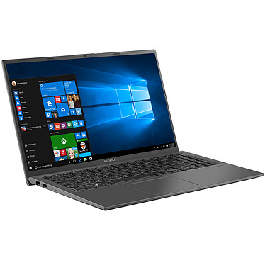 "ASUS P1504UA-BR273R Intel Core i3-7020U 4 Go SSD 256 Go 15.6"" LED HD Wi-Fi AC/Bluetooth Webcam Windows 10 Professionnel 64 bits"