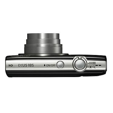 Acheter Canon IXUS 185 Noir + Lowepro Tahoe 15 II Rouge