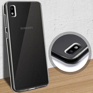 Avis Akashi Coque TPU Transparente Galaxy A10