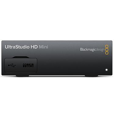 Blackmagic Design UltraStudio HD Mini Boîtier d'acquisition compact SD/HD/2K avec port Thunderbolt 3, 3G-SDI et HDMI
