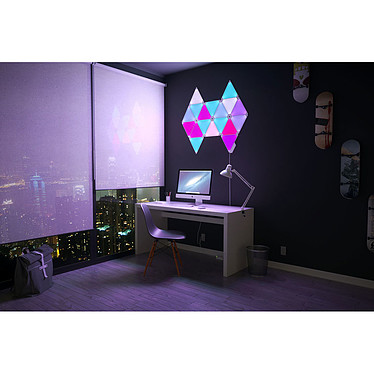 Avis Nanoleaf Light Panels Rhythm Smarter Kit (9 panels)