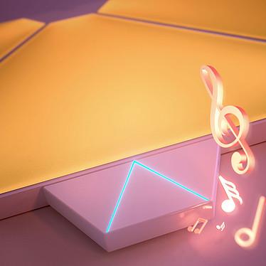 Avis Nanoleaf Rhythm