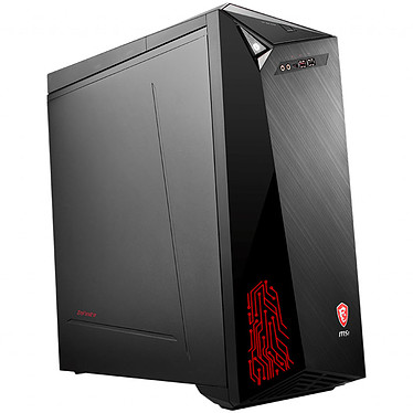 MSI Infinite 9SC-612EU Intel Core i5-9400F 8 Go SSD 128 Go + HDD 1 To NVIDIA GeForce RTX 2060 6 Go Wi-Fi AC/Bluetooth Windows 10 Famille 64 bits