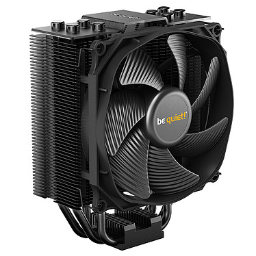 be quiet! Dark Rock Slim Ventilateur de processeur pour socket Intel et AMD