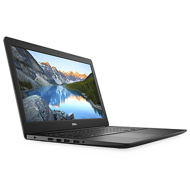 "Dell Inspiron 15 3583 (i3583-3112BLK-PFR) Intel Core i3-8145U 8 Go SSD 256 Go 15.6"" LED Full HD Wi-Fi AC/Bluetooth Webcam Windows 10 Famille 64 bits"