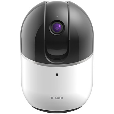 D-Link DCS-8515LH Caméra réseau panoramique jour/nuit 720p - Wi-Fi/Bluetooth/microSD - IFTTT/Google Assistant/Amazon Alexa