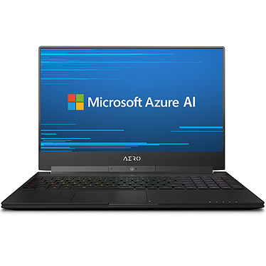 "Gigabyte Aero 15 Classic WA-7FR0250P Intel Core i7-9750H 16 Go SSD 512 Go 15.6"" LED Full HD 144 Hz NVIDIA GeForce RTX 2060 6 Go Wi-Fi AC/Bluetooth Webcam Windows 10 Professionnel 64 bits"