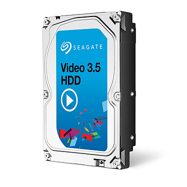 "Seagate Pipeline HD 1 To Disque Dur 3.5"" 1 To 5900 RPM 64 Mo Serial ATA 6 Gb/s (bulk)"