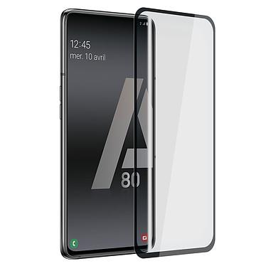 Akashi Film Verre Trempé Galaxy A80 Film de protection intégral en verre trempé pour Samsung Galaxy A80