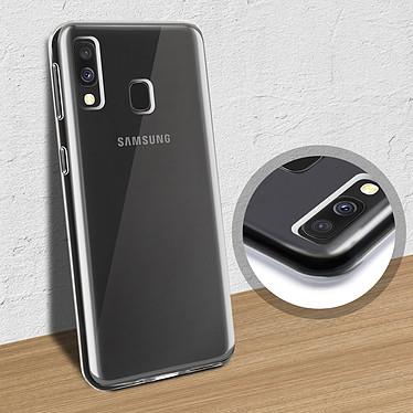 Avis Akashi Coque TPU Transparente Galaxy A20e